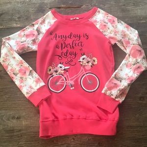 Little Secret Any Day Is A Good Day Sweatshirt SM
